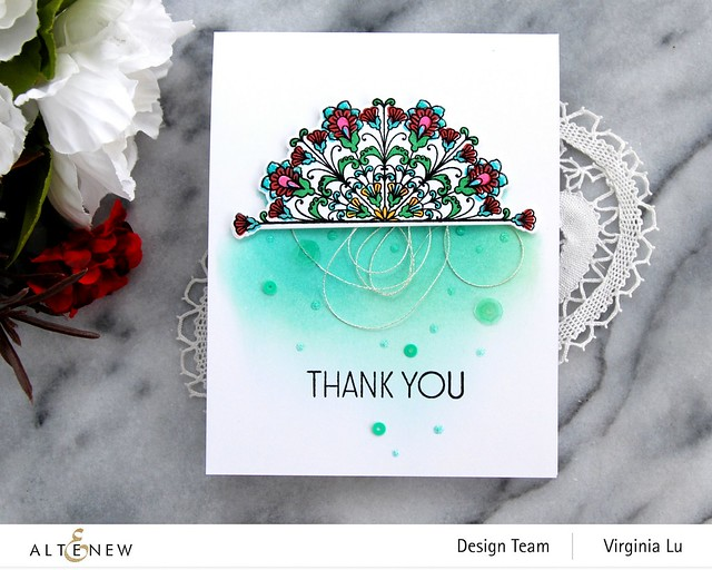 Altenew-OrnamentalBlissStampDie-Virginia#4