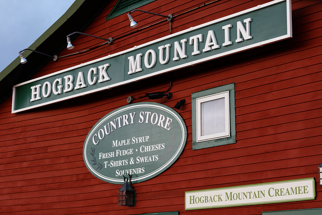 Hogback Mountain Country Store