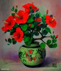 Flower Painting Still Life