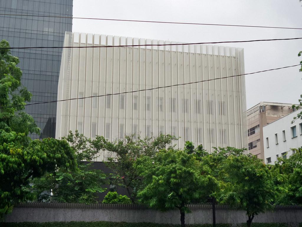 Gedung Administrasi Kedubes Perancis