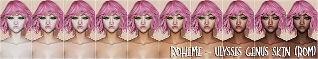 Boheme - Ulysses Genus Skin (BOM)