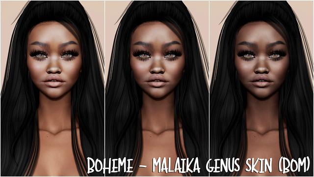 Boheme - Malaika Genus Skin (BOM)