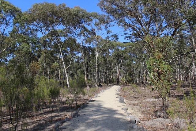 Branding Yard Trail, You Yangs Regional Park