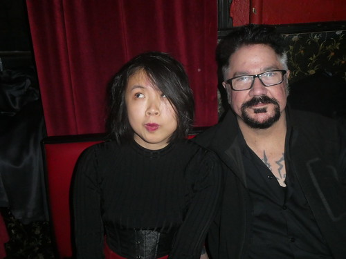 Cassandra Khaw and Richard Kadrey 1