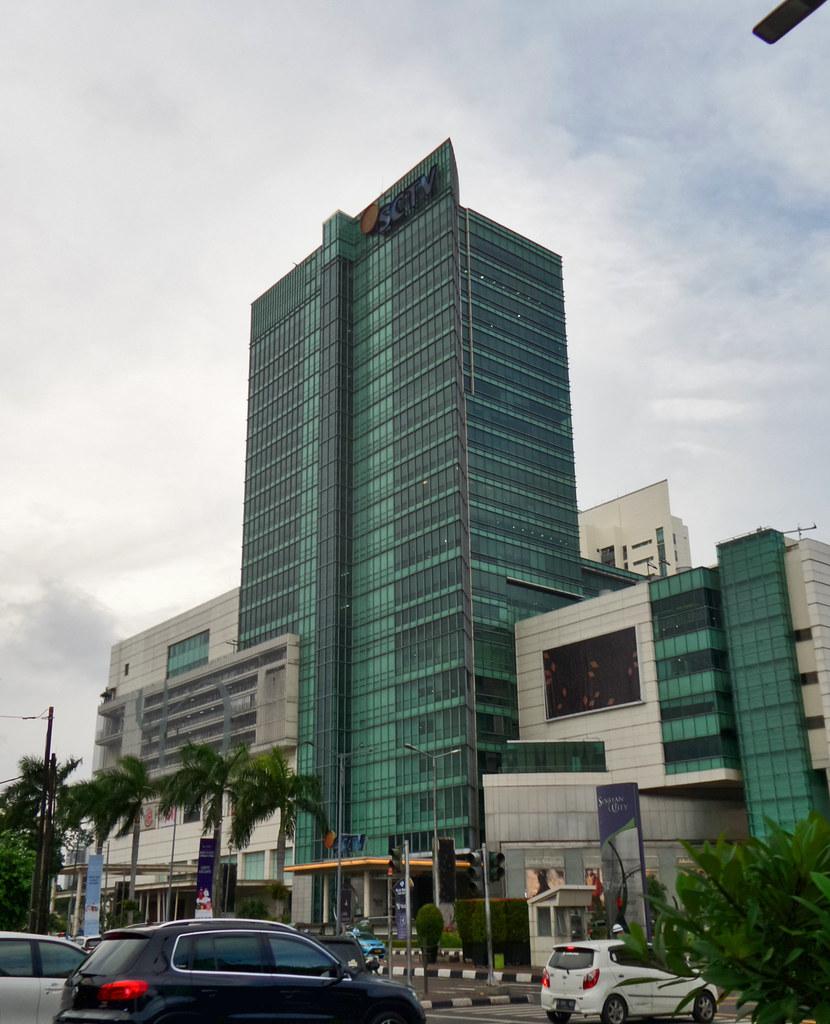Gedung SCTV Senayan City