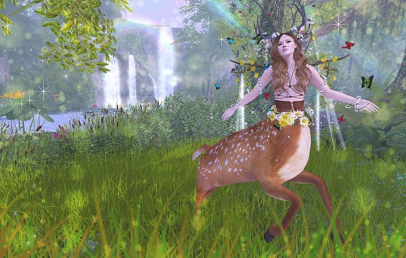 Spring's Magic - Jinx AOC contest entry