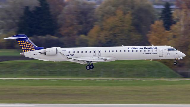 Lufthansa Bombardier CRJ-900 D-ACNE