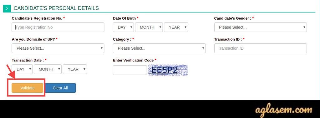 UPPSC AE Application Form UPPSC AE Application Form 2020: Edit Window Open Till 31 August