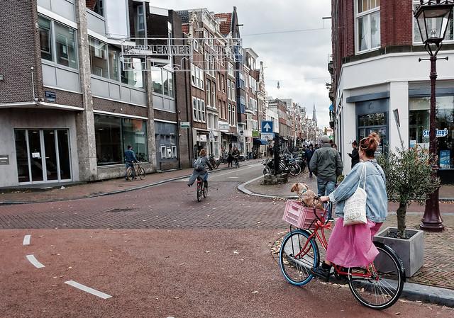 streets of Amsterdam