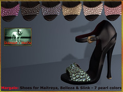 Bliensen - Margalo - shoes for Maitreya, Belleza and Slink