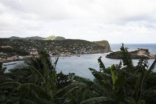 Praslin Bay, St Lucia