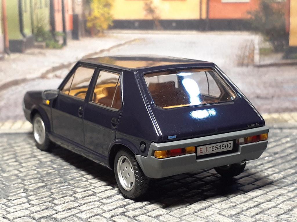 Fiat Ritmo 60L - Carabinieri - 1978