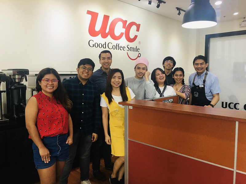 UCC Coffee Academy, BGC