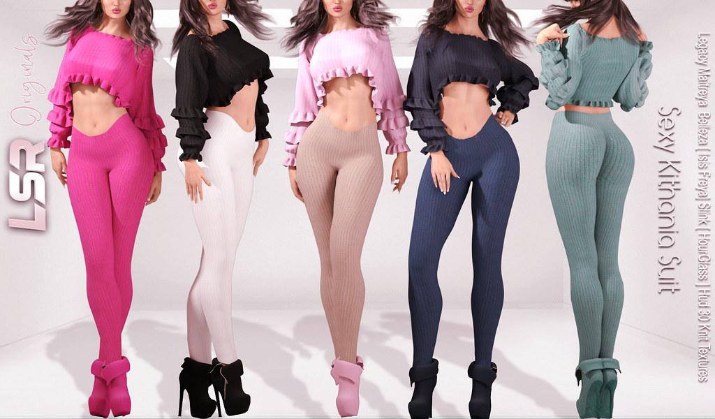 Sexy Kithania Suit