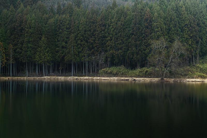Ryugabuchi pond