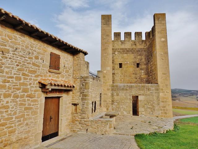 Cerco de Artajona- Navarra