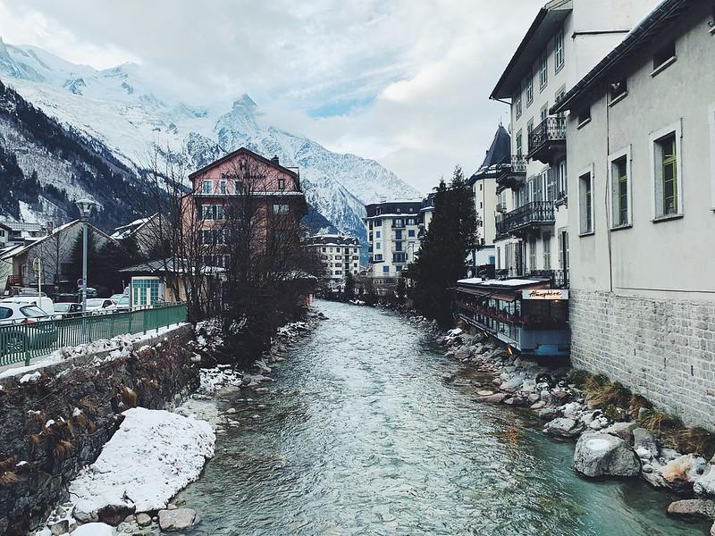 Chamonix Mt Blanc matkablogi