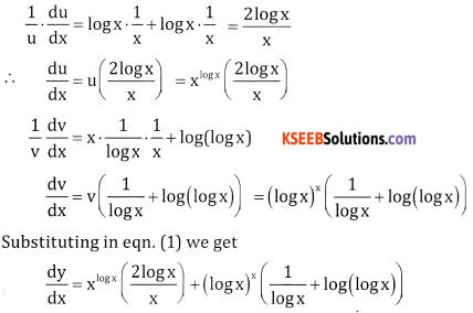 2nd PUC Basic Maths Model Question Paper 1 with Answers - 33