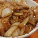 キッチン男の晩ごはんの豚バラのみそ焼き丼、620税込円。