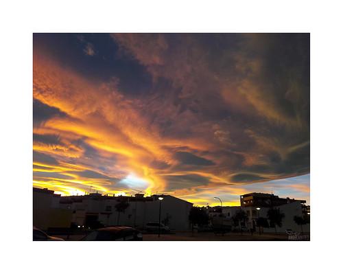 ángelmartínmateo ángelmateo elejido almería españa cielo nubes atardecer ocaso sky clouds sunset covid19 coronavirus entiemposdifíciles indifficulttimes