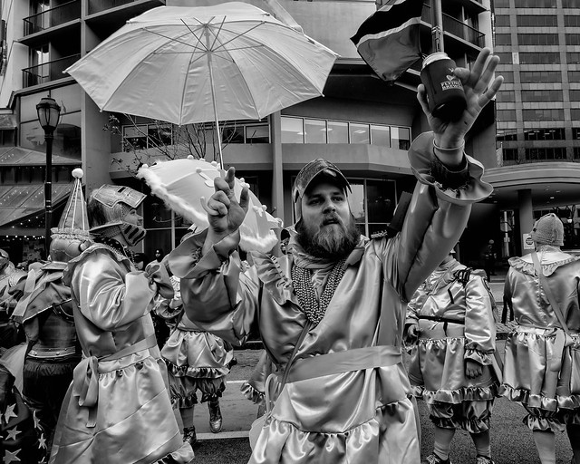 New Year's Day Mummers Parade, 2020