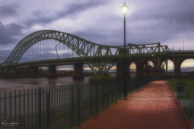 Bridge Over the Mersey