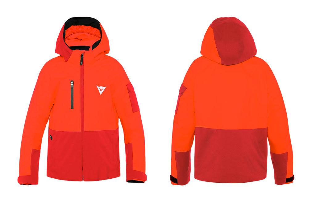 Dainese Ribbo– červená bunda