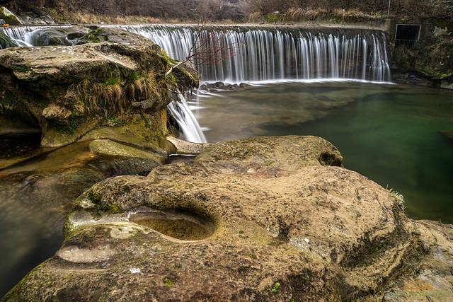 Wasserfall Töss 3, Affenschlucht