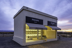 Prada In Marfa No. 21