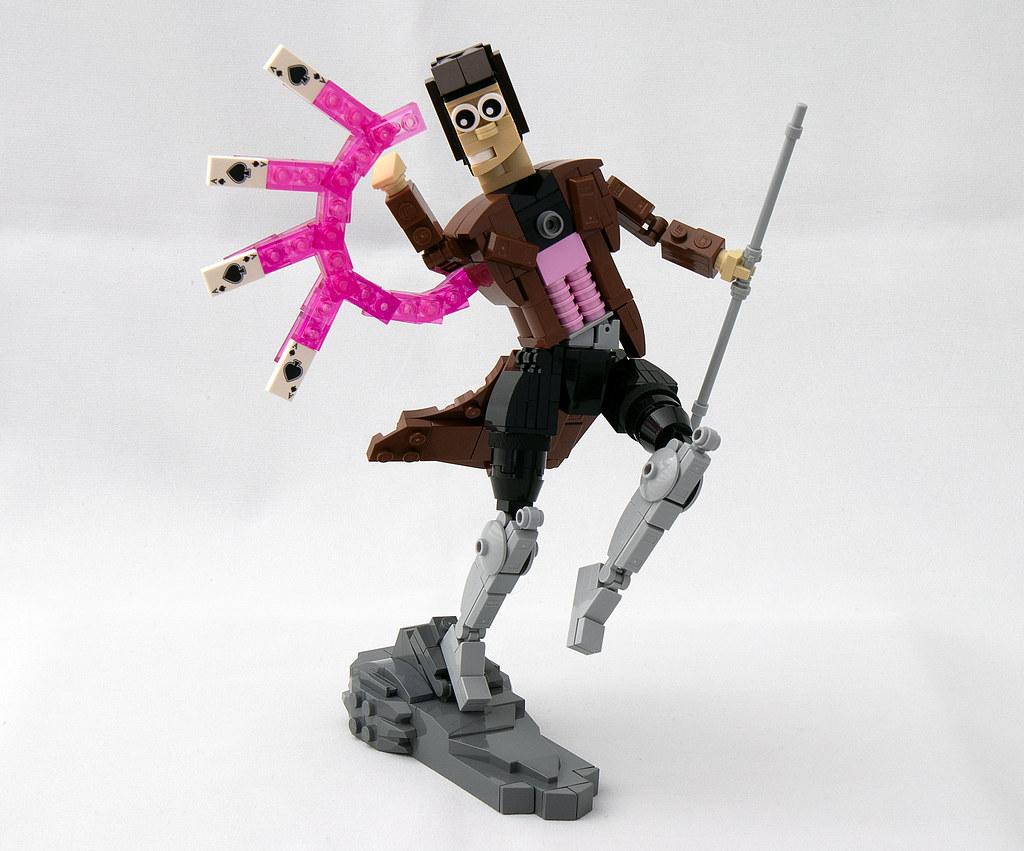 LEGO® MOC by vitreolum: Gambit