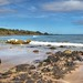 """<p><a href=""""https://www.flickr.com/people/bazrichardson/"""">Baz Richardson</a> posted a photo:</p>  <p><a href=""""https://www.flickr.com/photos/bazrichardson/49398863501/"""" title=""""The beach at Coldingham, Scottish Borders""""><img src=""""https://live.staticflickr.com/65535/49398863501_c51cb315b3_m.jpg"""" width=""""240"""" height=""""143"""" alt=""""The beach at Coldingham, Scottish Borders"""" /></a></p>  <p>Coldingham Sands on the Berwickshire coast in south-east Scotland lies between the small fishing village of St Abbs to the north and Eyemouth to the south. It is an award-winning beach. During the summer months it is patrolled by life guards while Coldingham Bay is also a popular surfing destination</p>"""