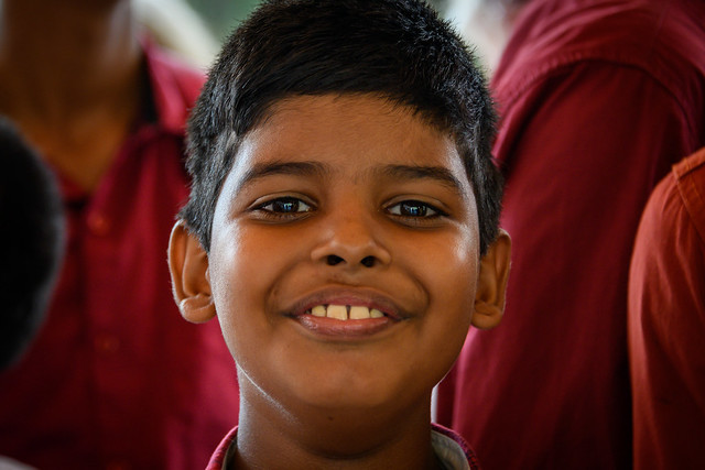 India - Kerala - Boy - Smile - 2758