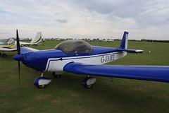 G-JAME Zenair CH601 [PFA 162A-14279] Sywell 300819