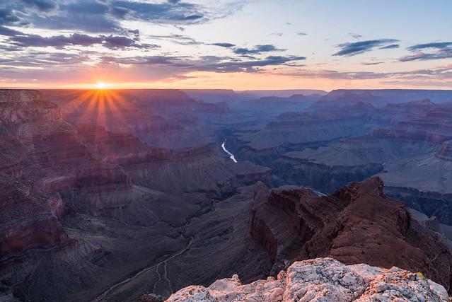 Grand Canyon's Sunset