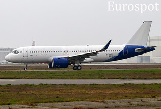 F-WWDK Airbus A320 Neo Aegean