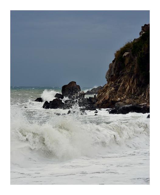 Cape Anamur. Anamur - Mersin / Turkey.