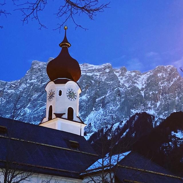 #alps #Alpen #Zugspitze #Ehrwald