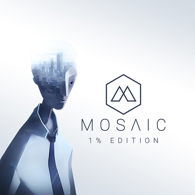 Thumbnail of Mosaic 1% Edition on PS4