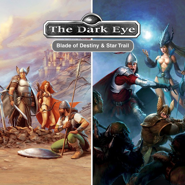 Thumbnail of The Dark Eye Bundle on PS4