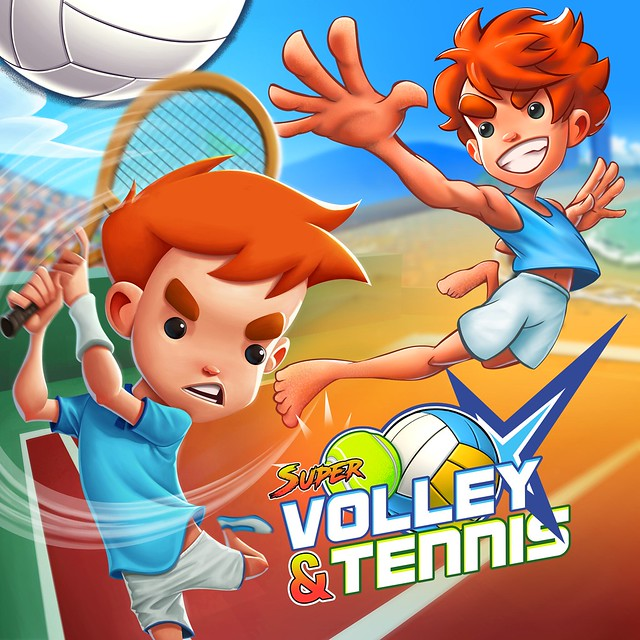 Thumbnail of Volley & Tennis Bundle Blast on PS4