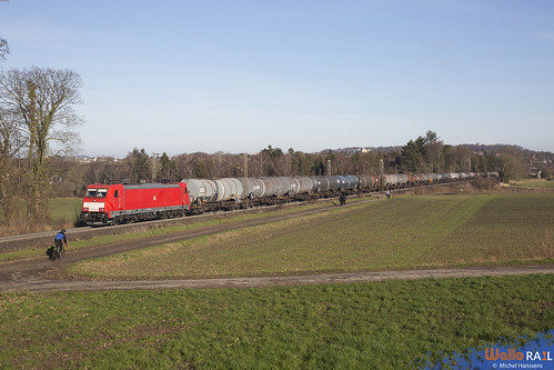 186 338 . DB Cargo . E 47068 . Aachen . 16.01.20.