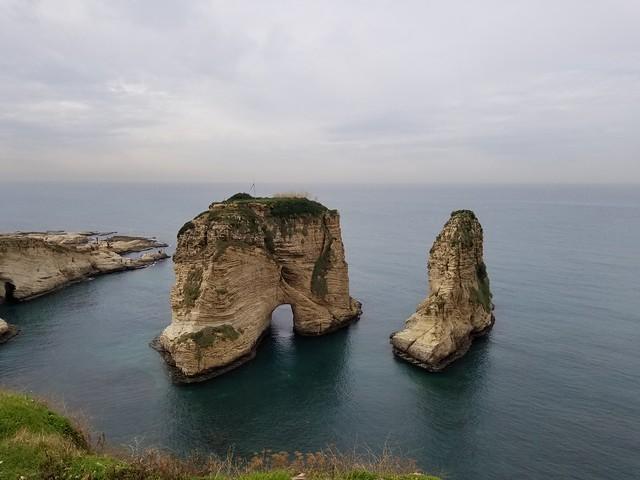 Raouche Rocks