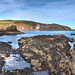 """<p><a href=""""https://www.flickr.com/people/bazrichardson/"""">Baz Richardson</a> posted a photo:</p>  <p><a href=""""https://www.flickr.com/photos/bazrichardson/49399286822/"""" title=""""Scottish coast at St Abbs, Scottish Borders""""><img src=""""https://live.staticflickr.com/65535/49399286822_129b9f1bd3_m.jpg"""" width=""""240"""" height=""""155"""" alt=""""Scottish coast at St Abbs, Scottish Borders"""" /></a></p>  <p>St Abb's Head is a rocky promontory by the village of St Abbs in Berwickshire, Scotland, and a National Nature Reserve administered by the National Trust of Scotland.<br /> <br /> The Head was designated an NNR because of the presence of a 60,000 strong seabird colony which nest on the sheer cliffs, stacks and gullies. Kittiwakes and guillemots are the most numerous species of the nesting birds followed by razorbills, shags, herring gulls, fulmars and puffins. To preserve the marine habitat, the NTS in conjunction with the Scottish Wildlife Trust, the local fishing community and diving clubs, have set up a Voluntary Marine Reserve which stretches south down the coast to the town of Eyemouth. Although best known for its seabirds, the reserve also has flower rich grasslands and a freshwater loch.</p>"""