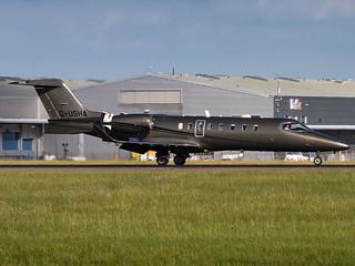 Zenith Aviation | Learjet 75 | G-USHA