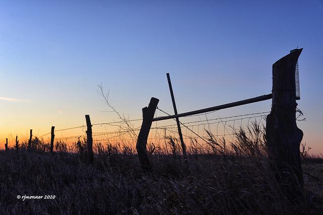 Sunrise Fence_200980