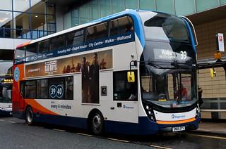 Stagecoach: 11288 SN69ZPS Alexander Dennis Enviro 400MMC