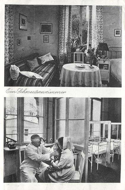 ArchivV13 Kinder- und Mütterheim, Leipzig, Scheffelstraße 42, 1930er