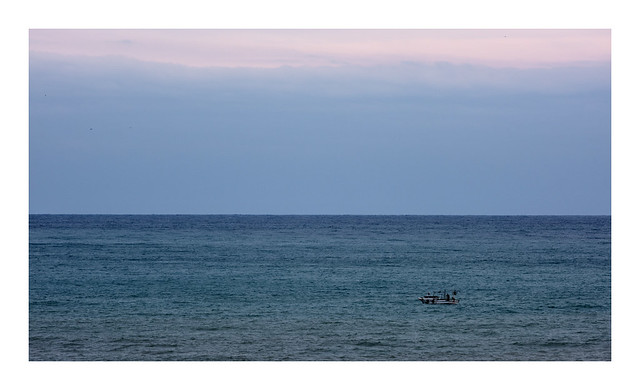 Fishing after the storm. Bozyazi - Mersin / Turkey.