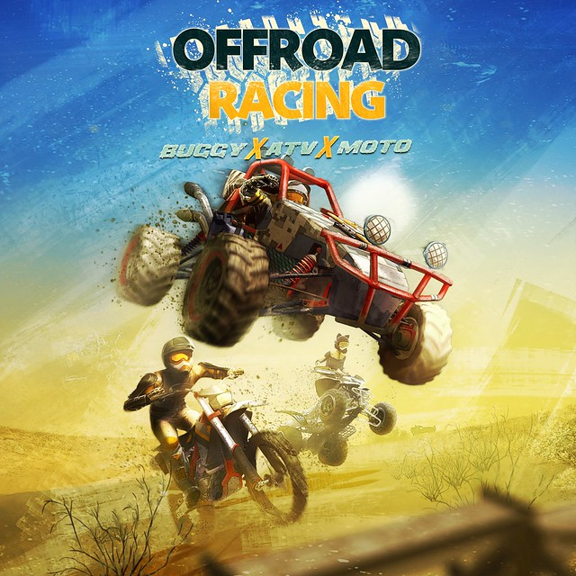 Thumbnail of Offroad Racing - Buggy X ATV X Moto on PS4