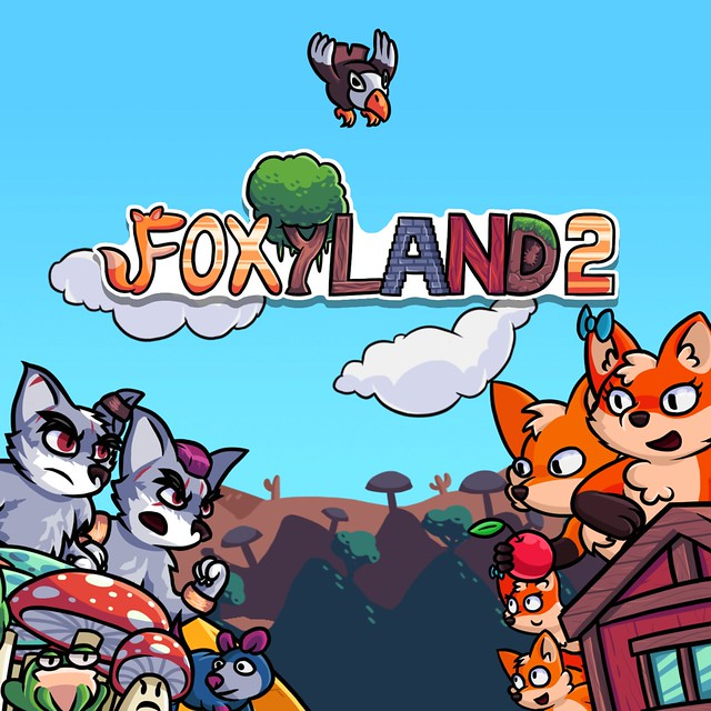 Thumbnail of FoxyLand 2 on PS4